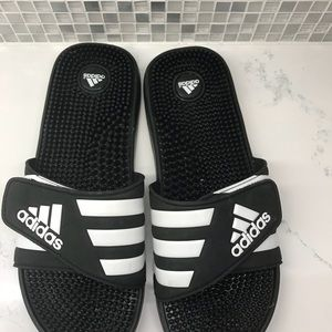 73e4fbf5f adidas Shoes - Adidas adissage Mens flip flop with Velcro